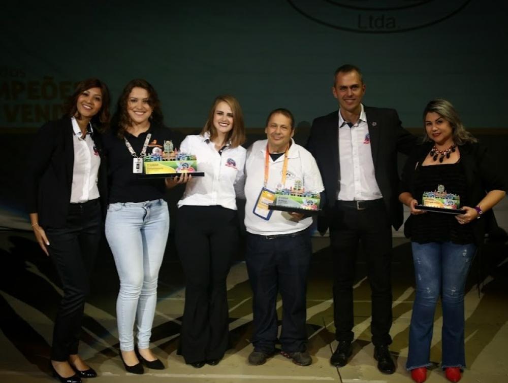 Campeões de Vendas Beto Carrero 2018